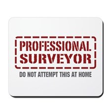 Professional Surveyor Mousepad