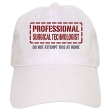Professional Surgical Technologist Baseball Cap