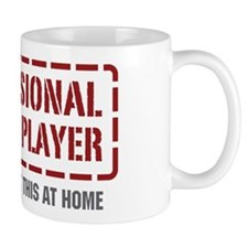 Professional Squash Player Mug