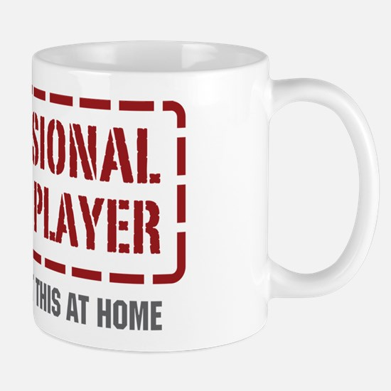 Professional Squash Player Mug