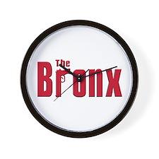 The Bronx,New York Wall Clock