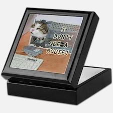 No Mouse Keepsake Box