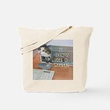No Mouse Tote Bag