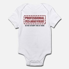 Professional Speech-Language Pathologist Infant Bo