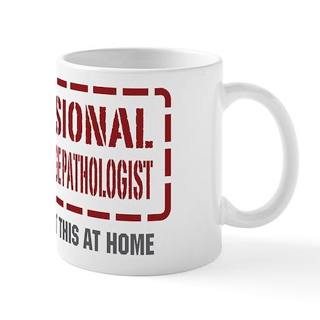 Professional Speech-Language Pathologist Mug