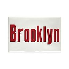Brooklyn, New York Rectangle Magnet