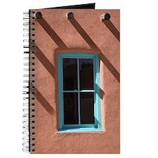 Turquoise Window Journal