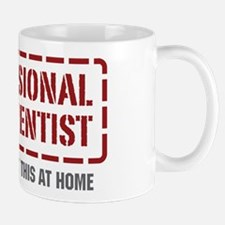 Professional Soil Scientist Mug