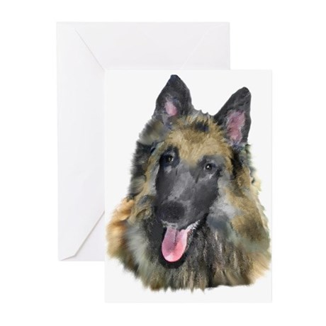 Belgian Tervuren Greeting Cards (Pk of 20)