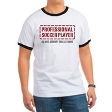 Professional Soccer Player T