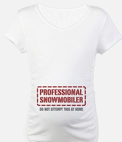 Professional Snowmobiler Shirt