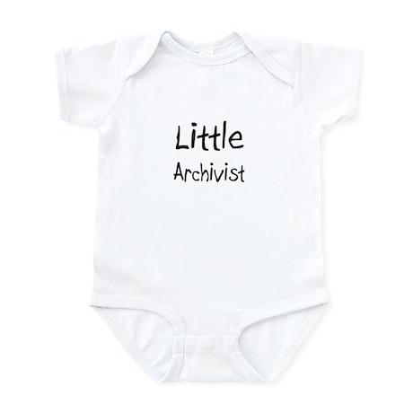 Little Archivist Infant Bodysuit