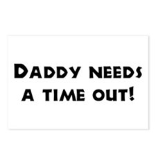 Fun Gifts for Dad Postcards (Package of 8)