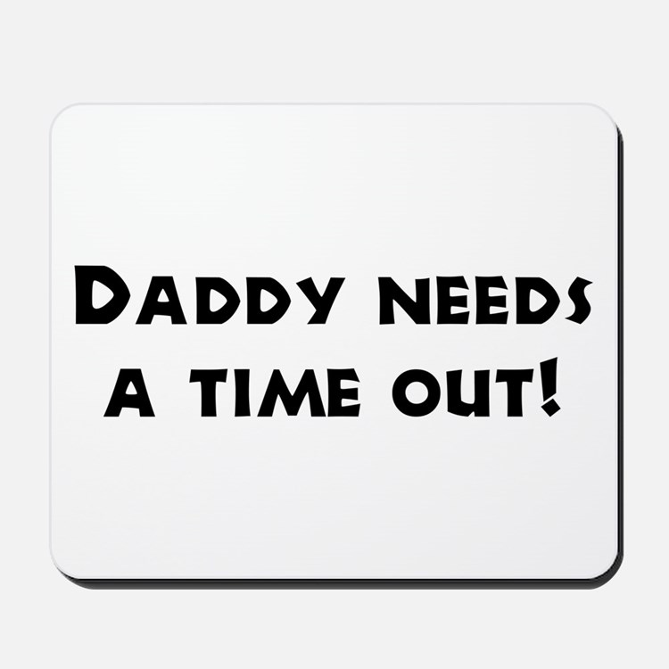 Fun Gifts for Dad Mousepad