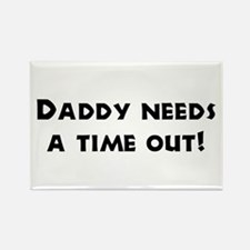 Fun Gifts for Dad Rectangle Magnet