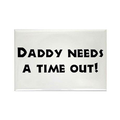 Fun Gifts for Dad Rectangle Magnet (10 pack)