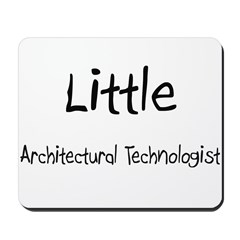 Little Architectural Technologist Mousepad