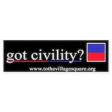 got civility?