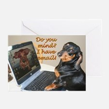 Lilys Computer Greeting Cards (Pk of 20)