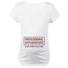 Professional Shuffleboard Player Shirt