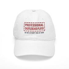 Professional Shuffleboard Player Baseball Cap