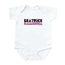 Beatrice Ballerina Infant Bodysuit