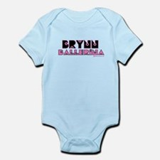 Abigail Ballerina Infant Bodysuit