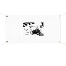 Cute Annie Banner