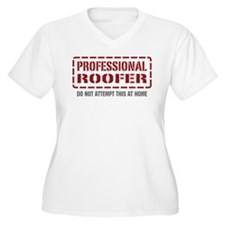 Professional Roofer T-Shirt