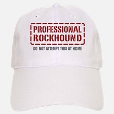 Professional Rockhound Baseball Baseball Cap