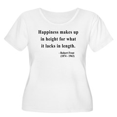 Robert Frost 4 T-Shirt