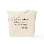Robert Frost 4 Tote Bag