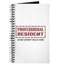 Professional Resident Journal