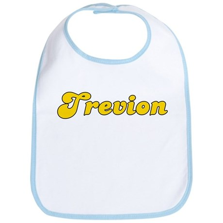 Retro Trevion (Gold) Bib