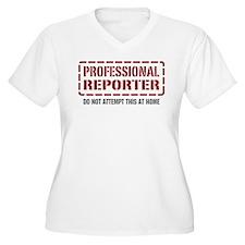 Professional Reporter T-Shirt