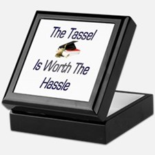Tassel Worth Hassel Keepsake Box