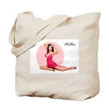 Pink and Pretty Tote Bag