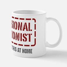 Professional Receptionist Mug