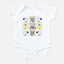 Cute Liagen Infant Bodysuit