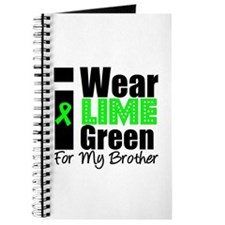 Lymphoma: I Wear Lime Green Journal
