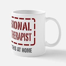 Professional Radiation Therapist Mug