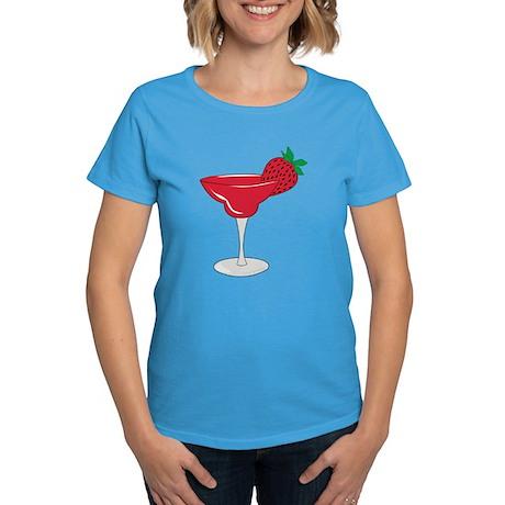 Strawberry Margarita Women's Dark T-Shirt