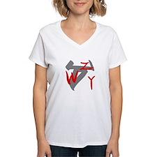 Womens Custom Design Printed Shirt