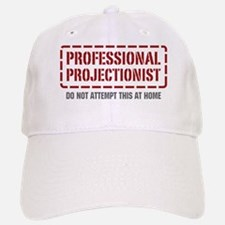 Professional Projectionist Baseball Baseball Cap