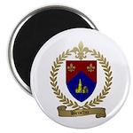 BROCHU Family Crest Magnet