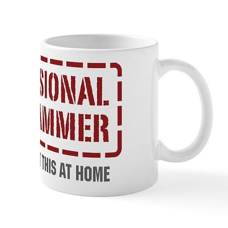 Professional Programmer Mug