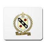 BROSSARD Family Crest Mousepad