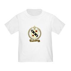 BROSSARD Family Crest T