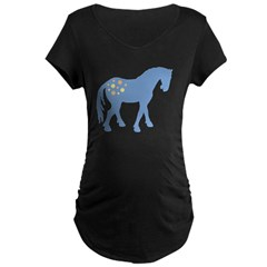 Cute Blue Appaloosa T-Shirt