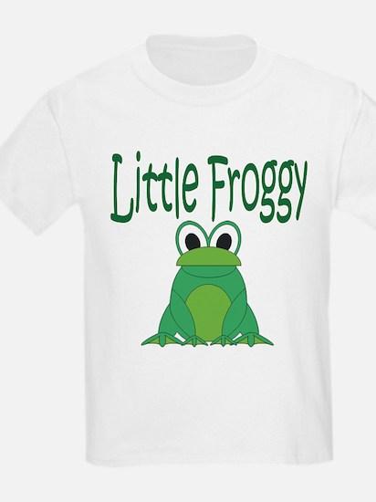 Little Froggy Kids T-Shirt